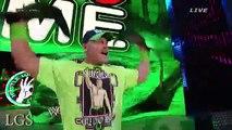 John Cena vs Randy Orton vs Kane vs Roman Reigns Battleground 2014 Highlights HD Wrestling