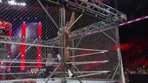 John Cena vs. Dolph Ziggler Steel Cage Wrestling 2013