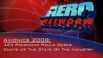 Aero-TV Interviews AEA's Prez, Paula Derks On ALL ...