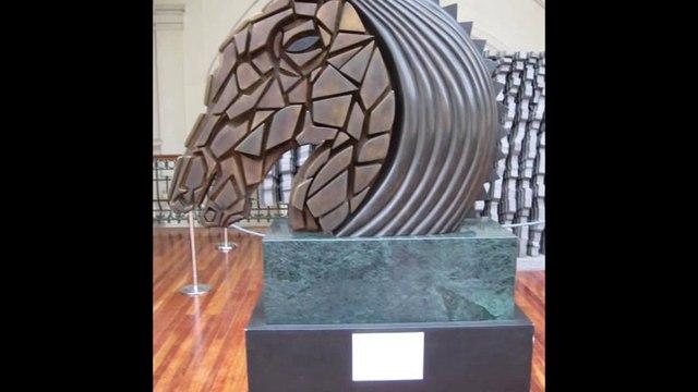 Museo de Bellas Artes (Art Museum) Santiago, Chile