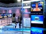 Didier Reynders (MR) ne veut pas de Foulard islamique (élections 2009)