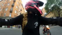 Saaraazh || Sthlm City Night Braaaap!! with Griffin Rides || Ktm 450 Exc / Ktm 690 Smc-R