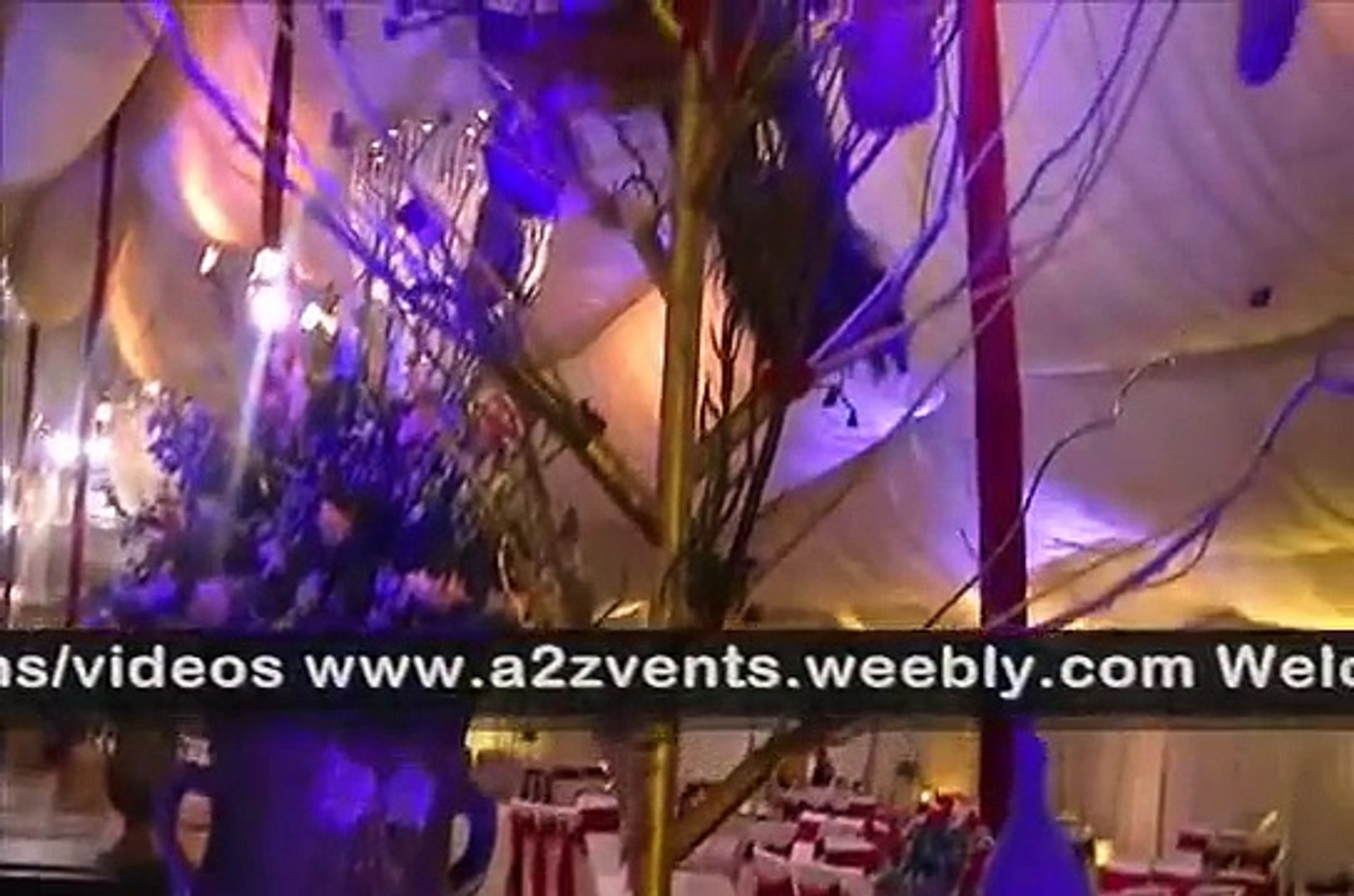 Creative Events and Unique ideas about Wedding Events, a2z Events Solutions