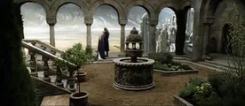 Scène coupée le seigneur des anneaux : Frodon et Sam infiltrés dans les rangs orcs