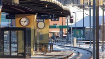 GTW 2/6 und 2/8 WINTER -10 Grad Stadler Rail Swissmade SBB S-Bahn Winterthur Züge Regionalbahn