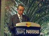 Nestlé open forum on deforestation