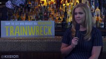 Reporter calls Amy Schumer skanky in an interview. Awkward exchange ensues