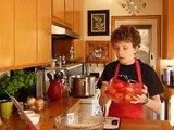 Roasted Tomato Basil Soup by Cole Malouin