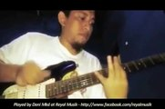 Cara Teknik Bermain Gitar Perkusif - Simple Percussive Guitar Lesson By Dani Mkd BelajarMusik -