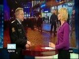 Oslo riots - nyhetssammendrag av opptøyene i Oslo 08.01.09-12.01.09