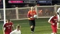 NCAA Men's Soccer: Monmouth 0, Stony Brook 0 (5-4 PK's)