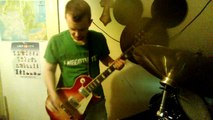 ACDC Back in Black  guitar Cover