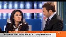 """El caso de Rubén, en el programa """"Espejo publico"""" de Antena 3"""