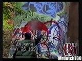 """BASS167 Mrdutch730 #25 - """"New York City"""" Graff Bombing !! bass167 ADT Graffiti"""
