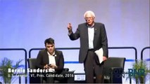 Bernie Sanders Booed By Black Lives Matters Protesters