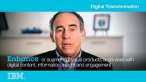 Digital transformation - creating new business models where digital meets physical