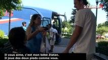 PSG : la déclaration d'une admiratrice à Zlatan Ibrahimovic