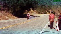 Honda CBR 1000RR Repsol - Drifting Burn Out
