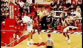 Old School NBA Basketball