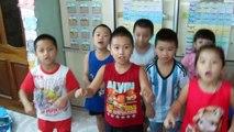 Teaching English for kids - Ms. Nhung's class - Song 12