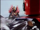 Power Rangers Turbo - Chase into Space - End of Turbo Megazord