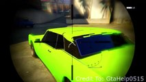 """GTA 5 Online - *NEW* MODDED CHINO CAR SHOWCASE! """"GLITCHED MODDED ROOF!"""" (GTA 5 MODS)"""