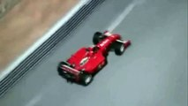 Lap of Monaco with Michael Schumacher (GP4 trackcams)