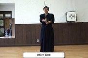 Basic Kote Uchi and Do Uchi (Basic Kendo Movement)