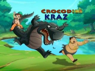 Chhota Bheem - Crocodile Crazy