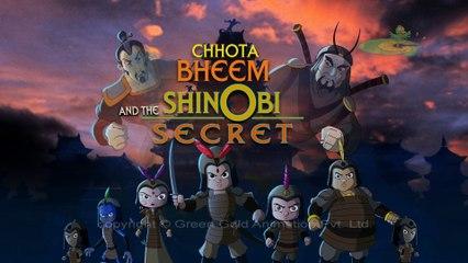 CHHOTA BHEEM - SHINOBI'S SECRET