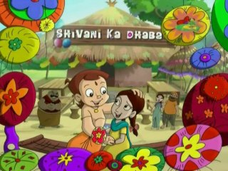 Chhota Bheem - Shivani Ka Dhaba
