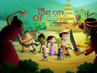 CHHOTA BHEEM - THE LOST CITY1