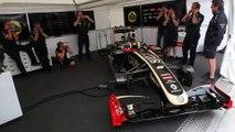 Jouer la musique Joyeux anniversaire avec la F1 Lotus