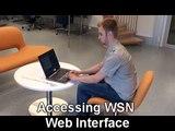 WSN management API - tool for wireless sensor application developers
