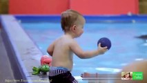 Baby Swimming So Cute   Cute Baby    Best Funny Baby Videos Compilation 2015