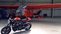 Custom Yamaha MT01 by Red Max Speed Shop Motorcycle Bike MOTO МИР 2015