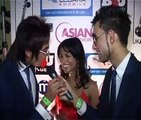 Karen David Funny Interview UK AMA 2010 Launch Ek aur EK 11