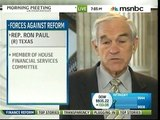 Congressman Ron Paul on Morning Meeting w/ Dylan Ratigan