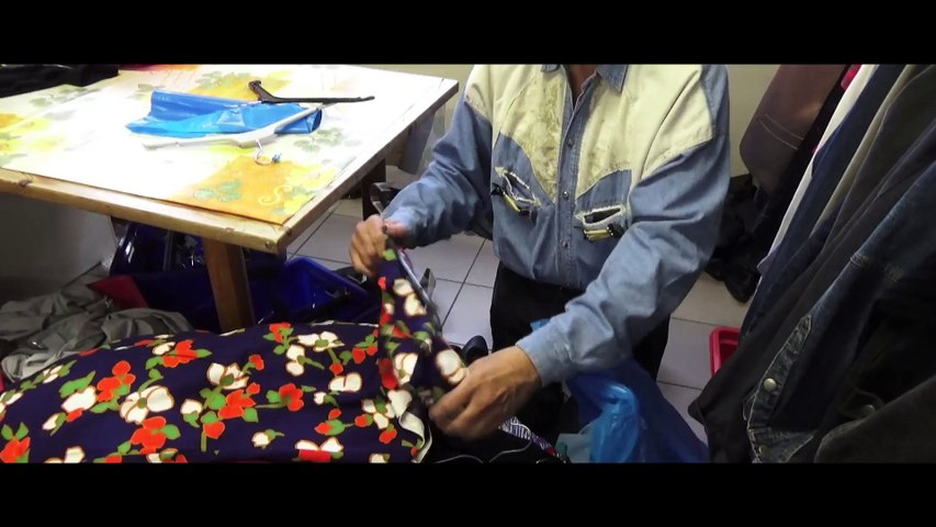 Borders, voyage en territoire textile 2015