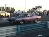 71 Dodge Charger Twin Turbo & 70 Plymouth Barracuda