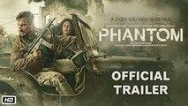 Phantom - HD Hindi Movie Trailer [2015] Katrina Kaif - Saif Ali Khan