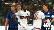 De Jong Amazing Free Kick Chance AC MILAN 0-0 INTER MILAN | HD