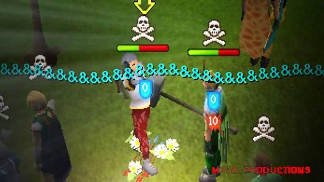 RuneScape   Msva   Granite Maul   Dragon Claws    Bounty Hunter Video Four  