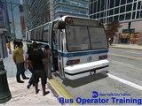 MTA Bus Training - Bus Interior/City Bus Simulator 2010