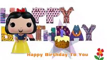 Song Snow White Princess Happy Birthday Nursery Rhymes Kids Songs And Children Songs