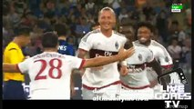 Philippe Mexes Amazing Volley Goal | AC MILAN 1-0 INTER MILAN