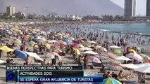 TURISMO DE VERANO EN IQUIQUE - Iquique TV
