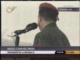 Chávez anunció que no renovarán concesión a RCTV