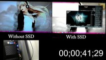 HDD vs HDD with SSD Cache - Boot time