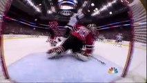 Jeff Carter OT goal. LA Kings vs New Jersey Devils Stanley Cup Game 2 6/2/12 NHL Hockey.